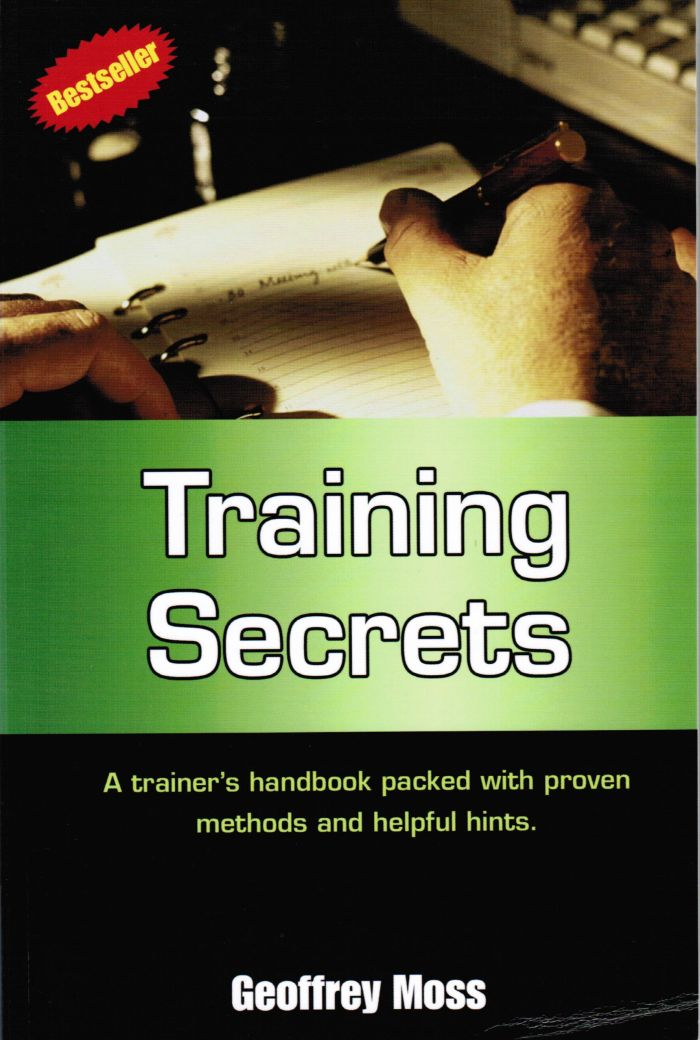 Traning Secrets (Asia and Amazon) Cover